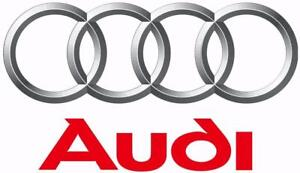 Audi OEM Quality Parts Bumper Fender Hood Mirror Grille Radiator Front Rear Cover Tail Fog Head Lamp Support Shock
