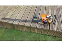 Stihl hs 85 professional hedge trimmer in good condition