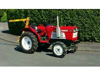 Yanmar 1610 4WD 22hp Compact Tractor