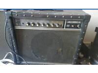 Roland jazz chorus JC 50 guitar amp vintage