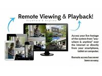 CCTV Remote Viewing Setup