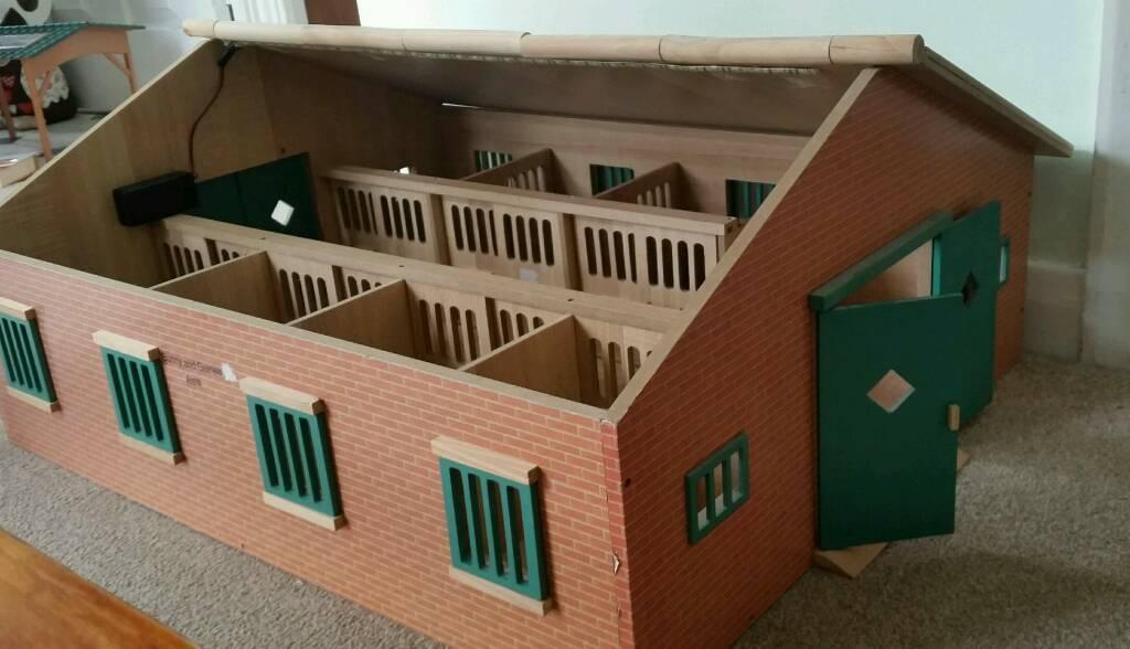 Schleich Barn Bundle In Exeter Devon Gumtree