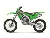 KX 250 2021 4 STROKE