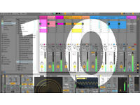 ABLETON LIVE SUITE 10 for MAC or PC
