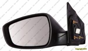 Door Mirror Power Driver Side Heated With Signalsedan Hyundai Elantra 2011-2013