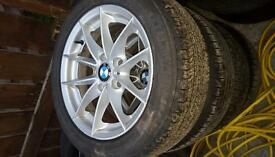 Selection of alloy wheels audi bmw mercedes volkswagen seat vans