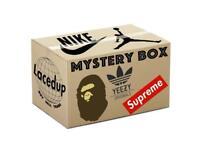 Supreme hypebeast mystery box