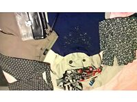 Bunch of clothes in excellent condition, size Small!