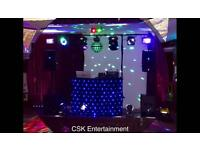 Disco and Dj Hire all functions covered