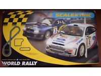 """Vintage """"Rally"""" Scalextric"""