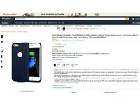 Atree iPhone 6 Plus Battery Case(3000mAh) + 1x JETech Screen protector