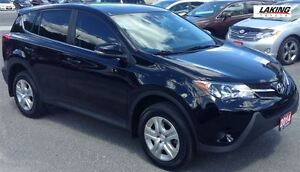 2014 Toyota RAV4 LE AWD Blue Tooth Warranty