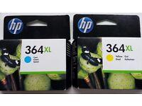 Original sealed HP 364XL Printer Cartridges