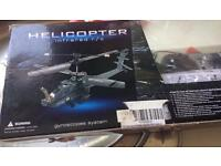 Helicopter infrared remote control