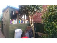 7 x 5 Garden Shed for sale