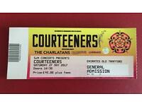 The Courtneers Ticket 27th May Manchester