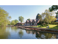 Chef de partie required for busy riverside restaurant