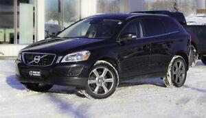 2013 Volvo XC60 T6 PREMIER PLUS! LEATHER! SUNROOF! BLIS!