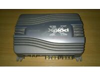 fully working car amplifier Sony Xplod XM-SD12X - 2-1 channels / 2x55watt or 1x130watt