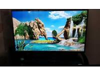 """55"""" SMART, LED, Full HD TV Polaroid P55D300FP with Freeview & USB Media Player"""