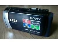 Sony HDR-CX210E camcorder