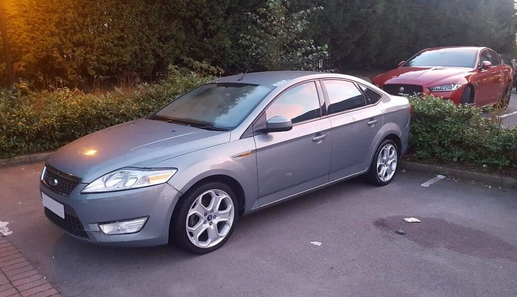 BARGAIN Mondeo Titanium DIESEL 1.8 Economical 6 SPEED Reliable! (no audi bmw vw a4 a6 insignia opel)