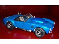 Franklin Mint Cobra Super Snake 1:24 scale