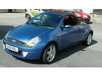 55 Reg FORD KA CONVERTIBLE