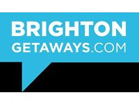 FREE Accommodation for BLOGGERS in Brighton