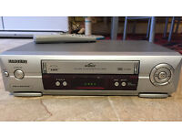 Samsung VHS Player/Recorder