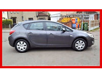 2010 Vauxhall Astra 1.6 i VVT 16v Exclusiv 5dr -- Automatic -- Hpi Clear -- Very low miles -- Astra
