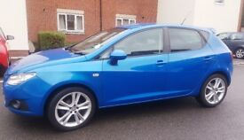 Seat Ibiza 1.4 Sportrider 5dr|Manual|Parking sensors|Cruise control|Full service record