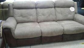 Newe lazy boy recliner sofa