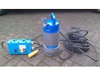Flygt 2052.170 Submersible (Dewatering) pump.