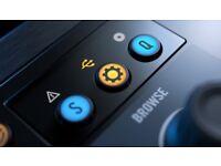 Native Instruments Traktor Kontrol Z2 DJ Mixer + TRAKTOR SCRATCH PRO 2 Full Licence