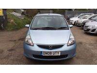 2008 HONDA JAZZ 1.4 SE, 86OOO MILES, 1 FORMER KEEPER,12 MONTHS MOT, SCRATCHLESS CONDITION,HPI CLEAR,