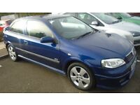 "2004/04 Vauxhall Astra 1.8 Sri""MOT MARCH 2017""focus,307,207,mondeo,golf,megane,passat,vectra"