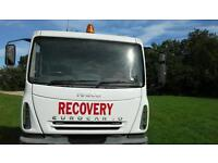 Ford iveco 7.5 recovery truck