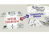 Techie Skill Swap Your WebDesign for my Motion Graphics, Compositing, Conceptual 3D Skills