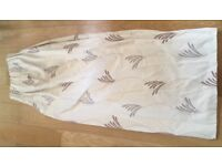 2 x pairs of curtains - in good condition