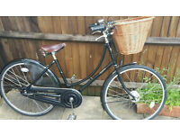 Ladies Pashley British Handcrafted Bicycle