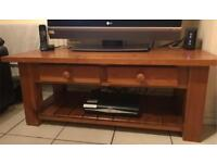 Coffee table - TV console