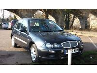 Rover 25 only 57811 mileage