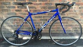 51cm Apollo Fusion racer Aluminium Lightweight road race racing bike bicycle.