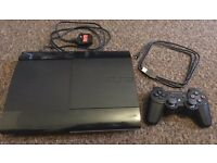 PS3 500GB Super Slim Console Official Sony PlayStation 3