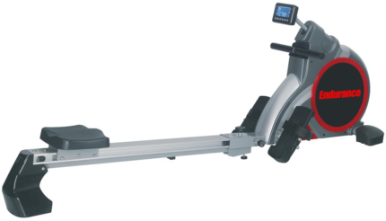 BRAND NEW ROWING MACHINE ROWER WITH INBUILT PROGRAMS + FOLDABLE