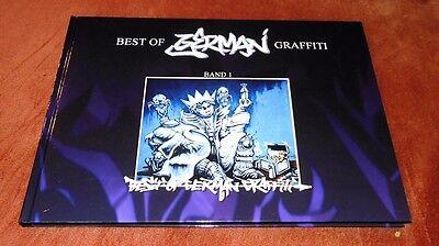 """Graffiti Buch / Magazine """"BEST OF GERMAN GRAFFITI"""" Walls Trains Montana Molotow"""
