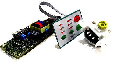 GENERIC UNIVERSAL PCB BOARD FOR WASHING MACHINE & PRESSURE S