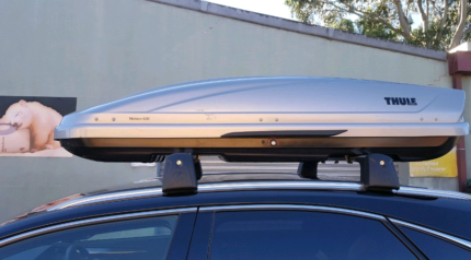 Thule roof box pod for rent