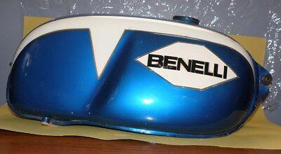 Wards Riverside Benelli 250cc Gas Tank